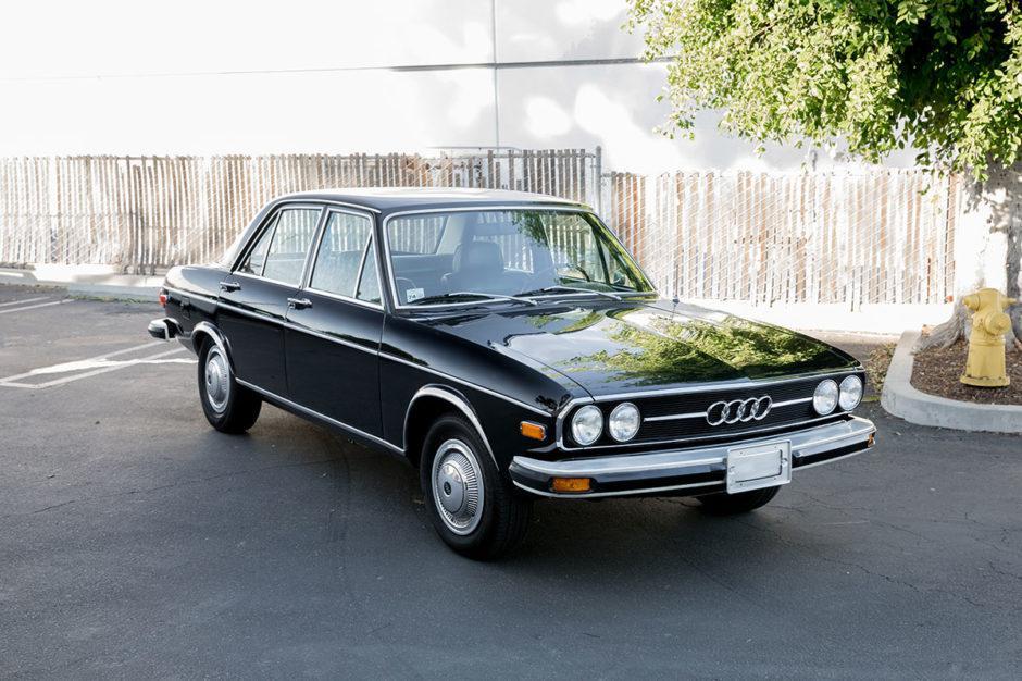 1970 Audi 100 LS | J.J. BEST BANC & CO.