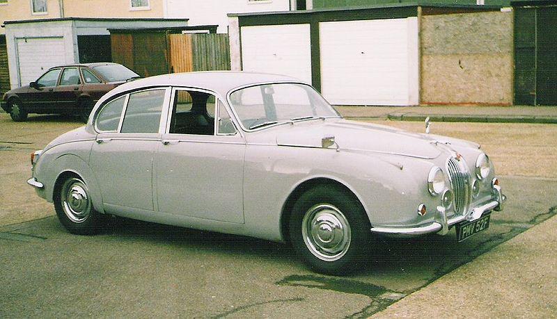 1967 Jaguar 340   J.J. BEST BANC & CO.